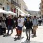 Los turistas dejan en la ciudad de Málaga 34 millones en Semana Santa
