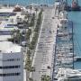 (Español) El Puerto de Málaga abre el concurso para una marina de megayates en los muelles 1 y 2